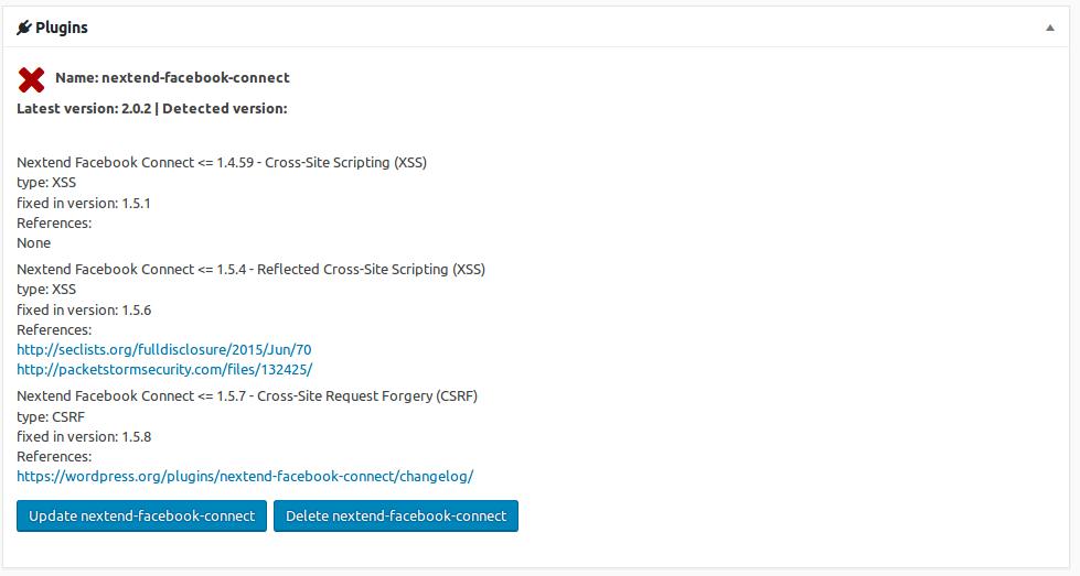 Resources on WordPress MainWP Vulnerability Checker Extension overview MainWP Vulnerability Checker